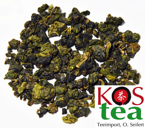 BIO High Mountain Oolong - 60g Packung - Taiwan