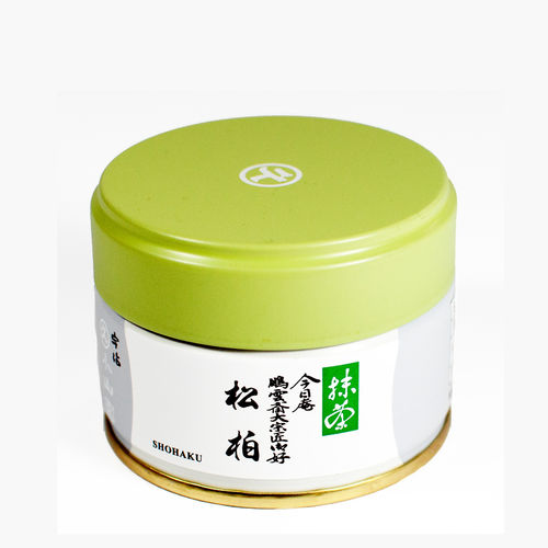 Matcha Shohaku - 20g tin - Flavor Sealed - Japan