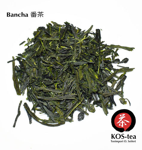 Bancha 番茶 - 100g paper box - Green Tea - Japan