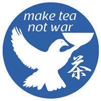 "Tea shop and tea house ""make tea not war"" in Berlin"