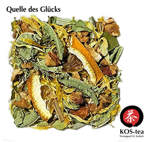 Source of Luck - herbal tea