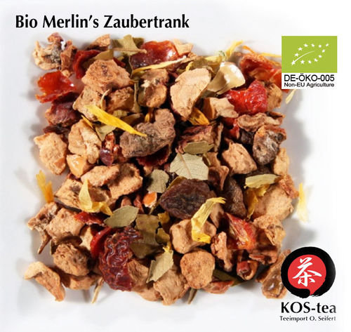 Bio Merlin's Elixir  - Fruit Tea