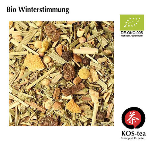 Bio winter mood - herbal tea