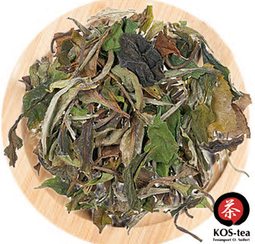 Pai Mu Tan, White Tea