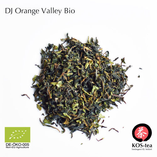 Darjeeling-2020, Orange Valley ff SFTGFOP1, organic