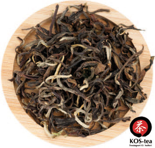 White touch, Chinese black tea - Hong Cha