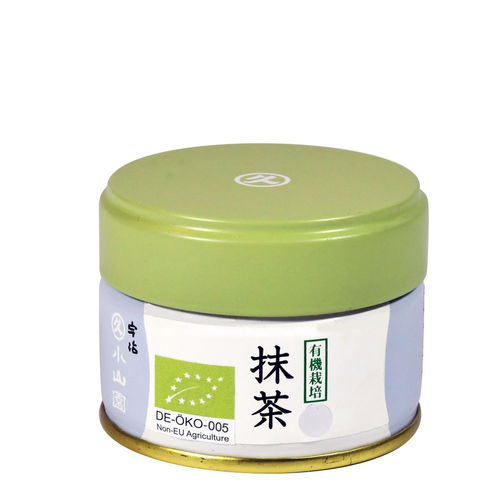 Bio Matcha Gin - 20g tin - Flavor Sealed - Japan
